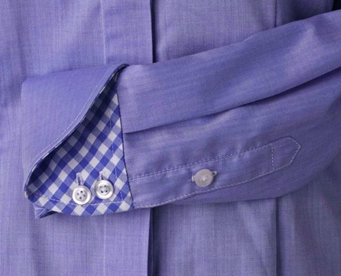 Konni Lach Masskonfektion-Bluse-Detail