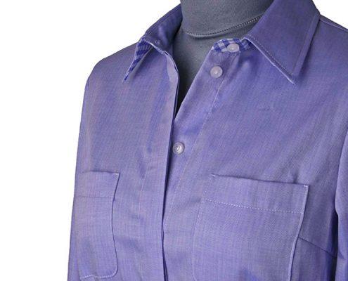 Konni Lach Masskonfektion-Bluse-Detail1
